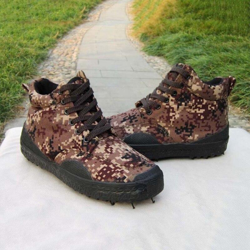 Chaude Imperméables Chaussures De Militaire Hombre Bottes Desert Sécurité grassland Appartements Zapatos Hiver Neige Hommes Camouflage UwqXAPfP