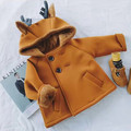 Retail 2016 baby boys jacket coat children Winter Spring Kids Outerwear Clothes child thick overcoat child outwear boy jackets