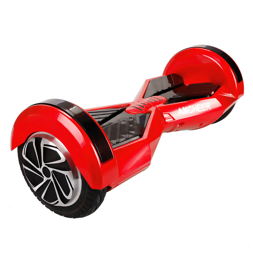 8 inch font b Hoverboard b font Upgraded Smart Electric Scooter 2 Wheels Self Balancing font