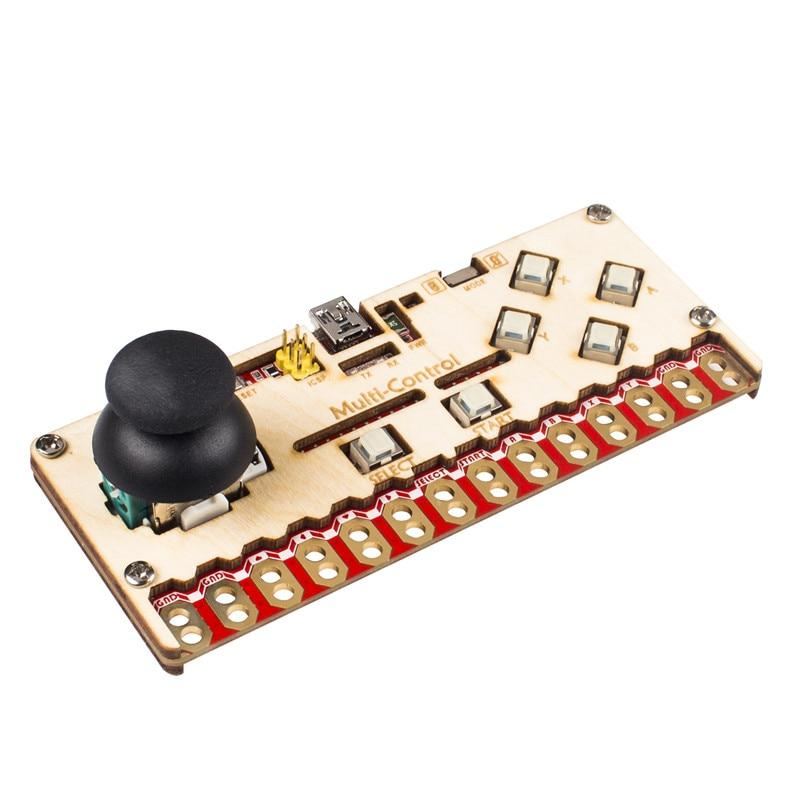 Sunfounder Multi Control Diy Gamepad Usb Midi Keyboard