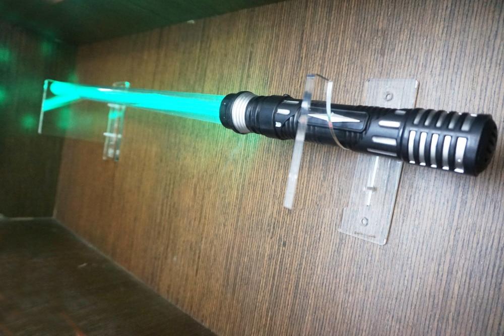 Lightsaber Holder Lightsaber Vertical Wall Rack// Star Wars Holder Wall Mount