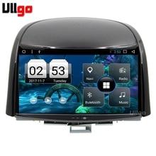 9-дюймовый Восьмиядерный Android 8,1 автомобиль DVD gps для Renault Koleos 2009-2014 автомобильное радио с gps Автомагнитола с BT, RDS WI-FI зеркало-Link