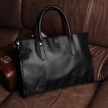 ETONWEAG New 2017 women famous brands leather black zipper luxury handbags business style crossbody laptop bags