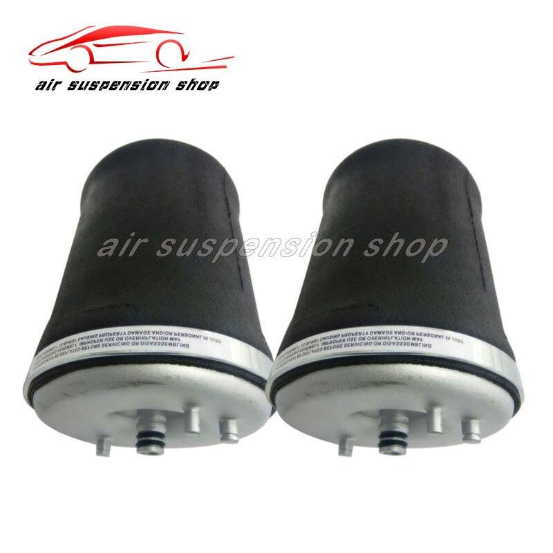 Pair for BMW E39 Rear Air Spring Bags Air Suspension Spring Left Light Air Rubber Bellow 37121094613 37121094614
