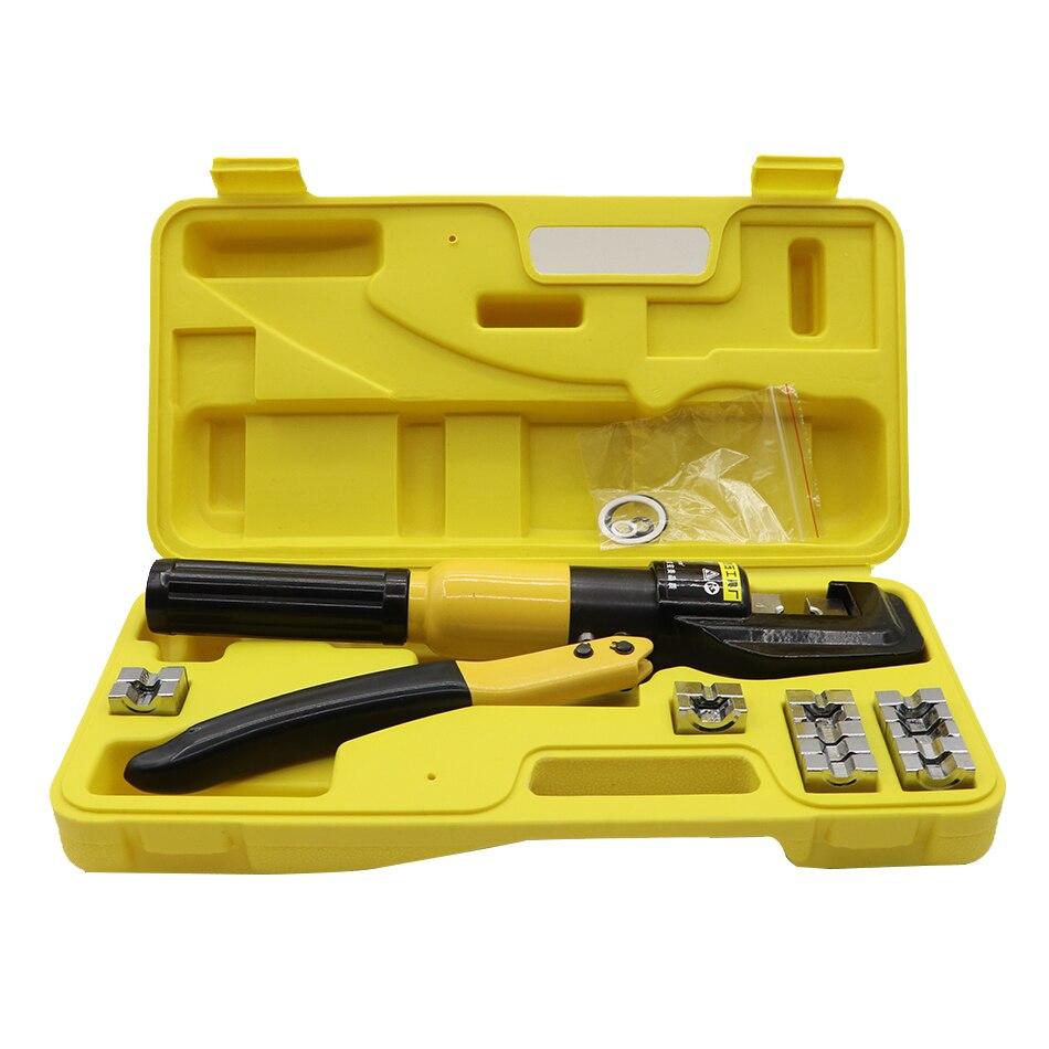 YQK-70 качество, высокое качество, быстрый кабельный терминал, обжимные плоскогубцы, ручные гидравлические плоскогубцы, медные и алюминиевые носовые щипцы