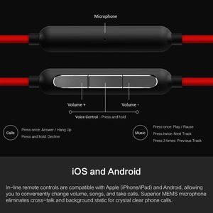 Image 4 - 1 altro 1M301 Driver dinamico auricolare In Ear con microfono per telefono Comfort ergonomico, suono bilanciato, cavo senza grovigli