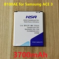 Newest B100AE 3700mAh Battery For Samsung Galaxy Ace 3 S7270 s7262 S7272 S7898 S7562C S7568i i699i