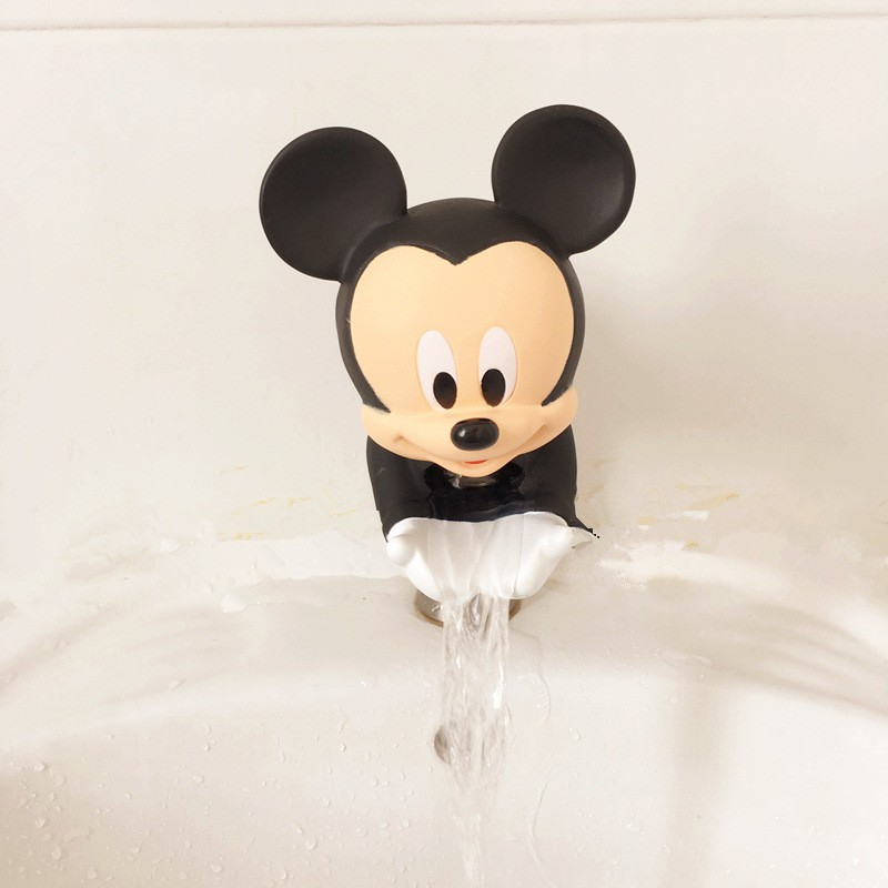 Cute Faucet Extender Water Saving Cartoon Faucet Extension Tool Help Children Washing hands Bathroom Kitchen Tool Dropshipping in Faucet Extenders from Home Garden