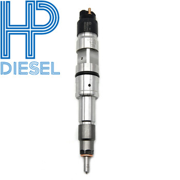 Good price and high quality auto parts diesel engine common rail fuel injector 0445120086  nozzle DLLA145P1655
