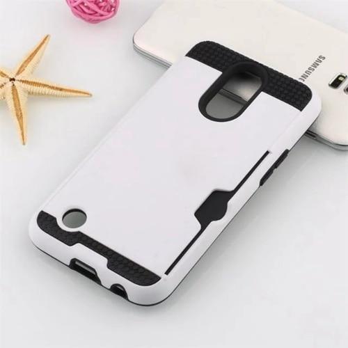 White Phone case lg k20 5c64f482937dd