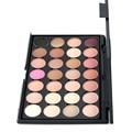 FANALA 28 Cores Sombra Maquiagem Cosméticos Shimmer Matte Eyeshadow Natureza Paleta Da Sombra de Olho com Pincel de Maquiagem