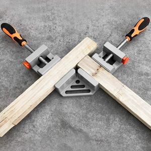 Image 3 - Pince dangle à Double poignée chaude WSFS pince dangle à dégagement rapide à 90 degrés pour le soudage de la pince de cadre Photo en bois