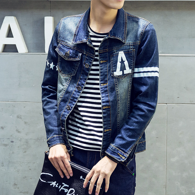 Compare Prices on Jean Jacket Men- Online Shopping/Buy Low Price ...