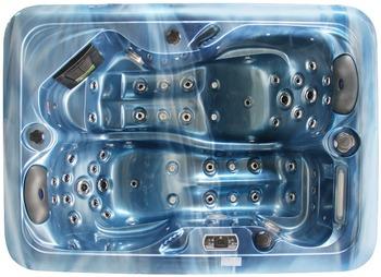405 najlepsza hydro spa wanna do masażu spa na świeżym powietrzu dla 2 osób tanie i dobre opinie 1 9 m Rogu WHITE Niebo niebieski Brązowy Granatowy niebieski Wolnostojące Combo masaż (air whirlpool) Akrylowe Brak w zestawie