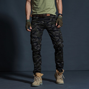 Image 3 - Vomint Mens Military Style Cargo Pants Men  Waterproof Breathable Male Trousers Joggers Army Pockets Casual Pants Plus Size