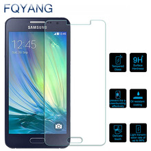 FQYANG 9H 2.5D Tempered Glass Screen Protector For Samsung J3 J4 J5 J6 J7 J8 A6 A8 PLUS 2018 Protective Glass Film
