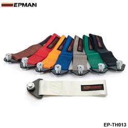 Conjunto de alta resistência da correia do reboque de corrida para o caminhão dianteiro/traseiro do gancho do amortecedor/suv EP-TH013