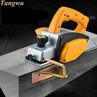 Spring Planer Woodworking Plane Electric Plane Thicknesser Multifunctional Woodworking Tools Hand Selling Electric Household Dec