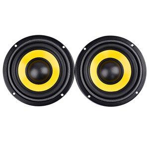 Image 5 - AIYIMA 2Pcs 4 inch Woofer Audio Speaker Portable Mini Stereo Speakers SubWoofer Full Range Car Horn Loudspeaker 4 Ohm /8Ohm 20W