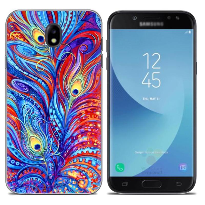 Drop Shipping TPU Soft Phone Case for Samsung Galaxy J3 2017 J330 - Բջջային հեռախոսի պարագաներ և պահեստամասեր - Լուսանկար 2