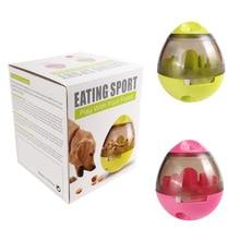 Pet Dogs Cats Fun Bowl Toy Feeder, Interactive Dog Feeding Pets Tumbler, Pet Training Exercise Bowl Toys
