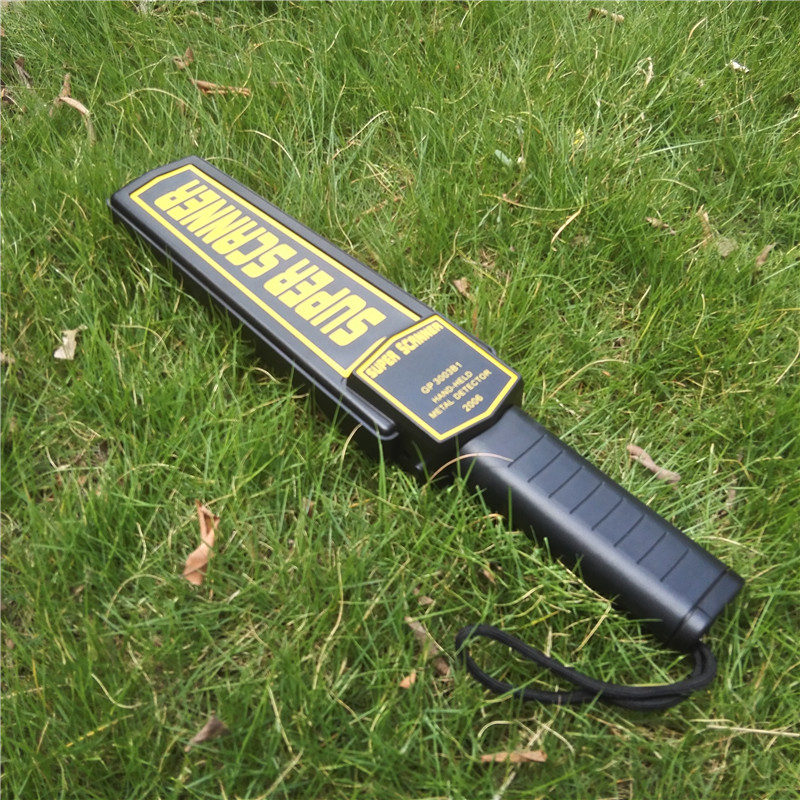 hot Sale GP-3003b1Hand-Held Metal Detector GP3003B1 Super Scanner Factory Wholesale