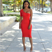 2019 Fashion Off Shoulder Sexy Bodycon Bandage Dress Women Sexy Strapless short Sleeve Party Dresses Vestidos Summer Dress white 2019 sexy off shoulder white dress women elegant summer lace embroidery bandage party dresses ladies short wrap bodycon dress