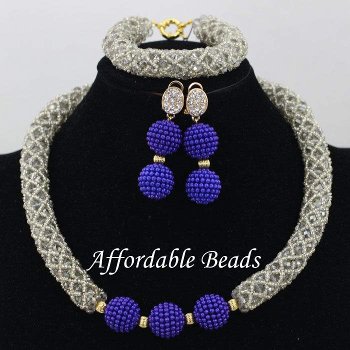 Aliexpress.com : Buy White Wedding Bridal Jewelry Set Fabulous ...