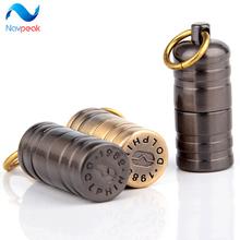 Odkryty Mini zapalniczki gazowe breloczek kapsułka zapalniczka benzynowa napompowana brelok zapalniczka benzynowa narzędzia do palenia tanie tanio Metal Lakier h9439