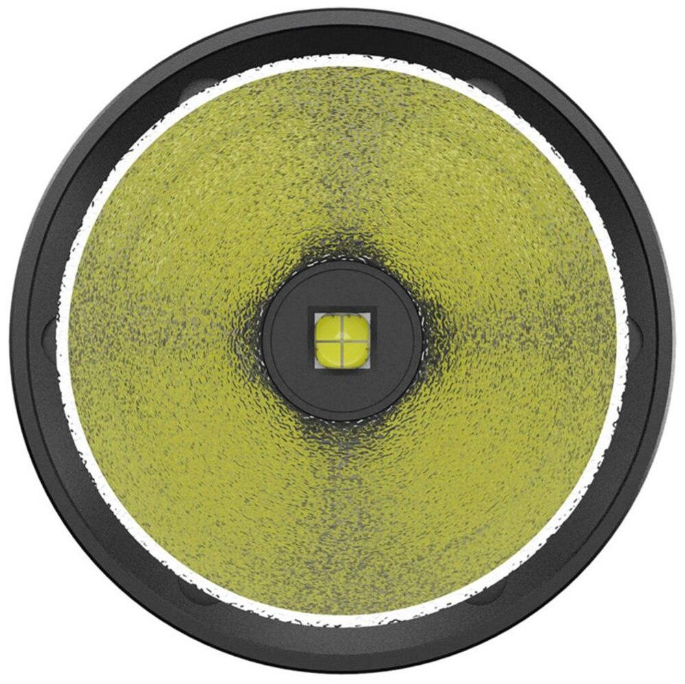 Оригинальный высококачественный 8x AA супер длинный свет для съемки NITECORE EA81/EA81W 2150 люмен XHP50 светодиодный портативный прожектор фонарик - 5