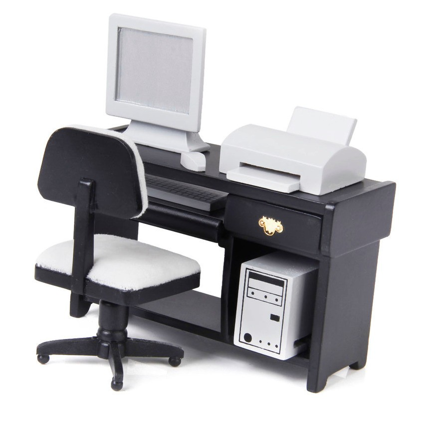 sworld-dollhouse-miniature-furniture-computer-desk-chair-printer-set-1-12-export-intl-7201-2490626-7-zoom