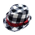 Fashion Kids Chic Jazz Toddler Baby Boy Girl Cap Hats Cool Photography Fedora Hat Cotton Top