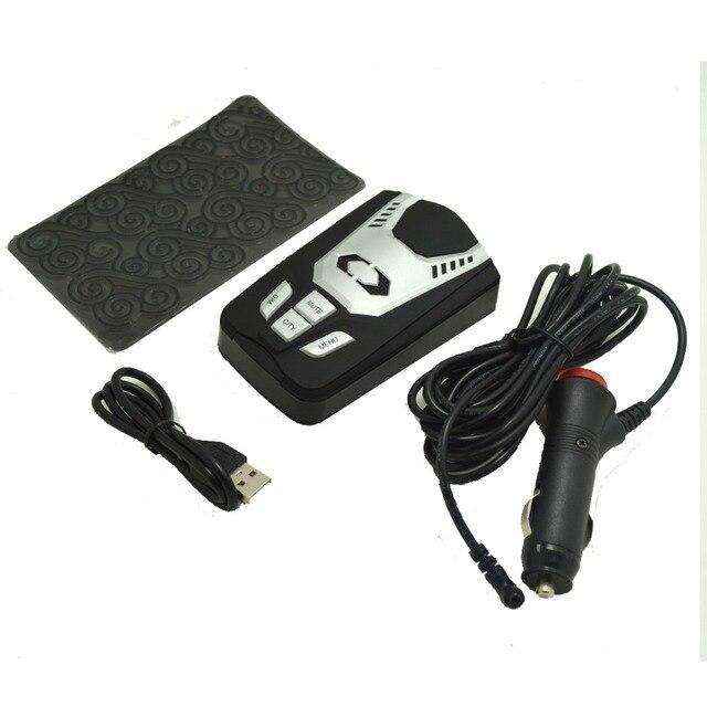Новый S6 Автомобильный GPS Радар-Детектор Скорости Потока Скорости Радара-Детектора Датчик Парковки С Русским Голосом Бесплатная Доставка