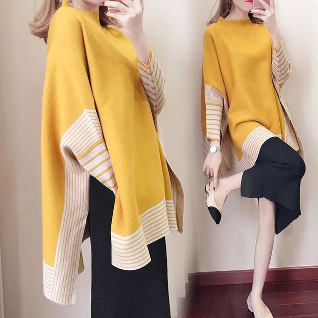 Knitted Top And Skirt Women Two Piece Outfits Stylish Ensemble Femme  Survetement Year-old Female Costume Conjunto Feminino 2643090a6756