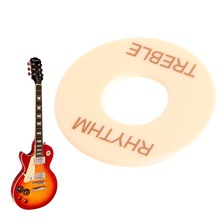 1Pc Pickup Selector Plate For Electric Guitar Stick-on Rhythm Treble Switch New