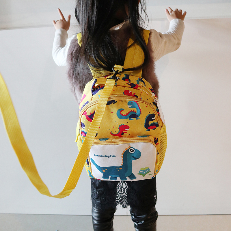 Children Toddler Preschool Backpack Cartoon Dinosaur Kids School Satchel Travel BagsChildren Toddler Preschool Backpack Cartoon Dinosaur Kids School Satchel Travel Bags