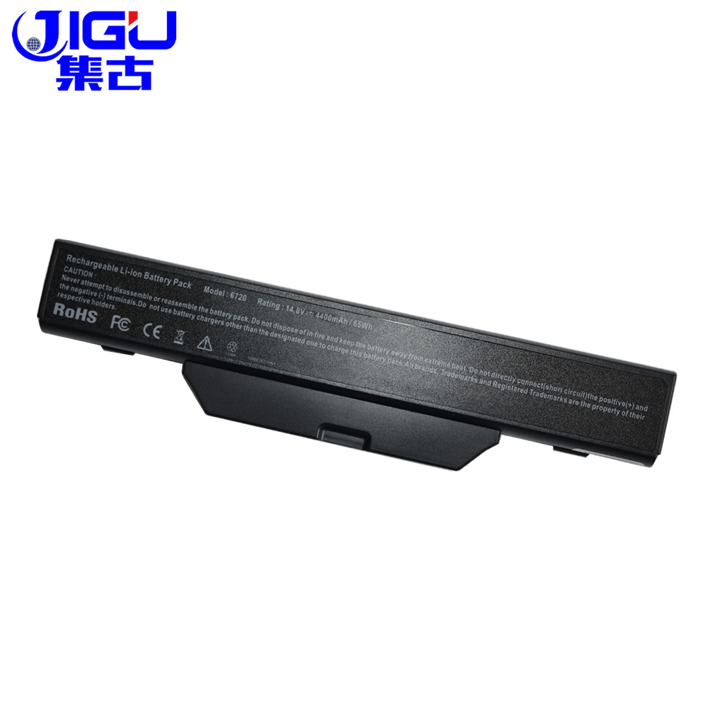 JIGU Laptop Battery For <font><b>HP</b></font> Compaq 550 610 615 6720s 6730s 6735s <font><b>6820s</b></font> 6830s HSTNN-IB62 HSTNN-OB62 HSTNN-IB51 image