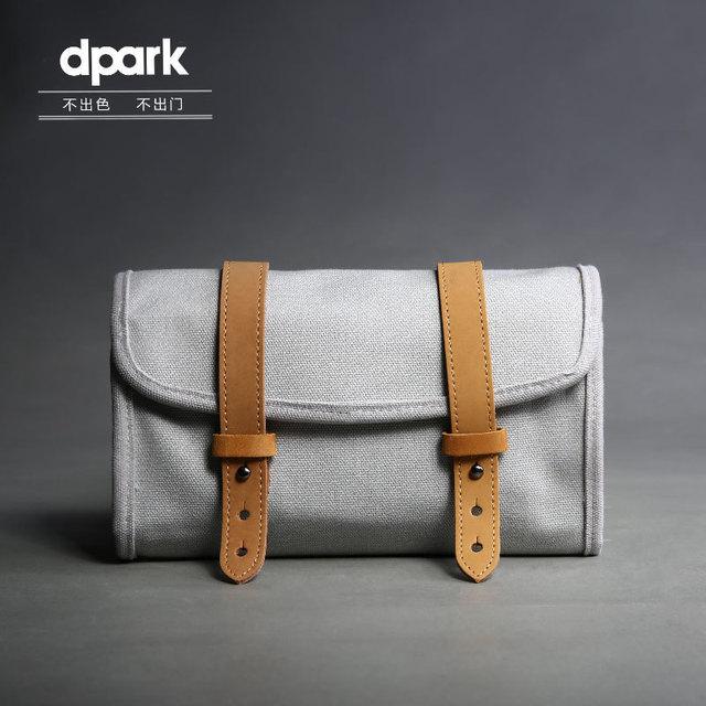 D-park Oxford Storage Bag Multi-functional Package Bag Portable Kit Travel Multi-functional 3C Small Accessories Suit Bags
