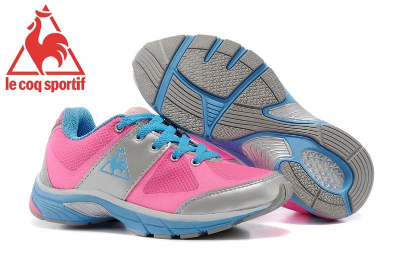 innovative design 63bcd 19110 ... Free Shipping Original Le Coq Sportif Women s Running Shoes Sneakers  Women Shoes Sky Blue Pink . ...