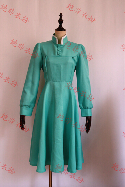 2012 Howl's Moving Castle Sufi cosplay costume image