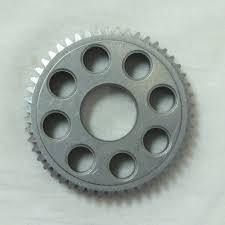 Glossy CNC Milling Metal Parts Rapid Prototype