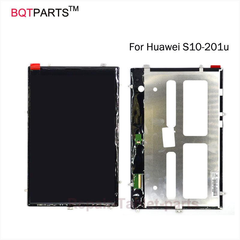 BQT Replacement 10.1 screen For Huawei MediaPad 10 Link S10-201 S10-201u S10-201WA LCD Screen Display Parts