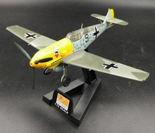 1:72 German BF109E Fighter Model  37284 Collection model