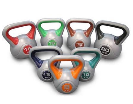 10KG Professional Fitness Kettle Bell font b Body b font font b Building b font Lifting