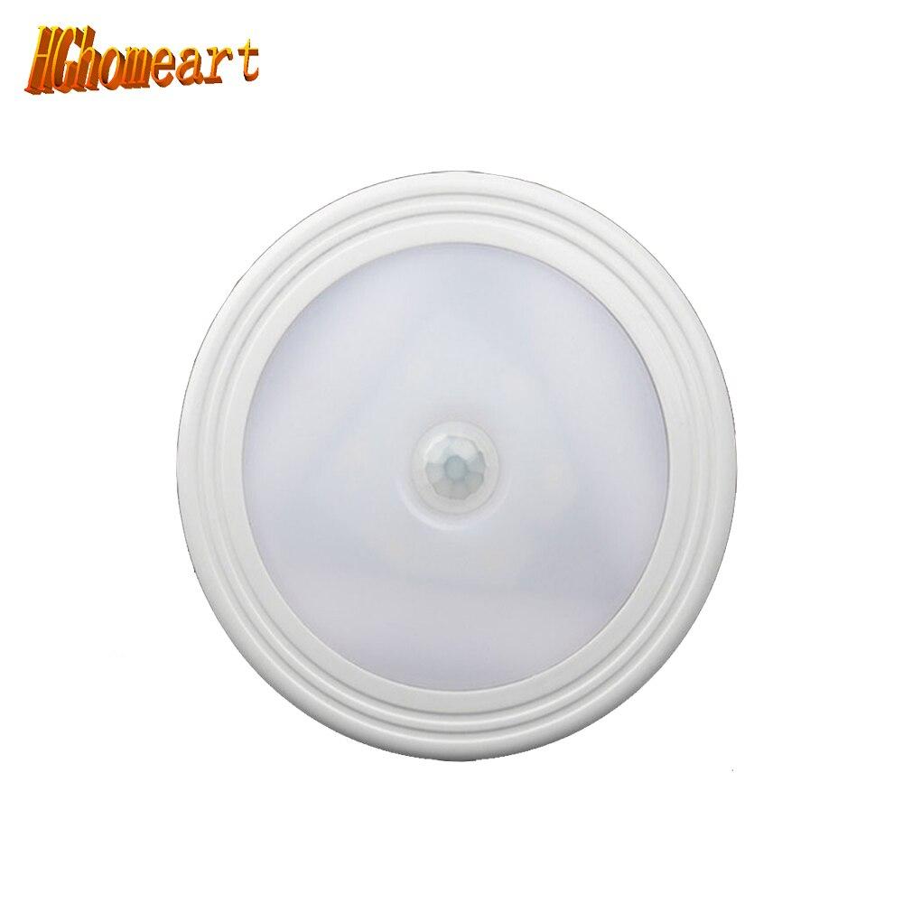 Motion Sensor Night Light Infrarouge Capteur De Sport Lampe Corps Mouvement Capteur de Lumière Cabinet Couloir De Chevet