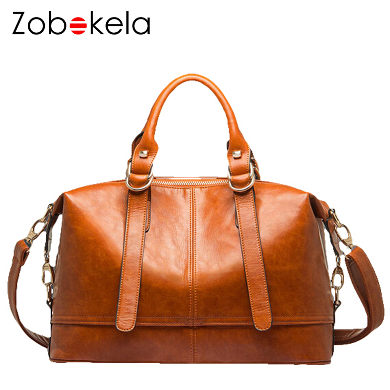 все цены на Zobokela Bags For Women 2018 Shoulder Bag Luxury Handbags Women Designer Crossbody Bags High Quality Famous Brands Tote Bag