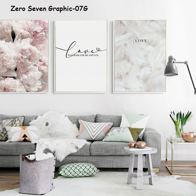 Feather Peony Blossom Canvas Painting Posters And Prints Picture Living Room Art Wall Home Decoration Feather Peony Blossom Canvas Painting Posters And Prints Picture Living Room Art Wall Home Decoration