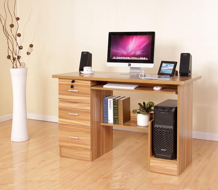 Bon Man Patriarch Simple Home Desktop Computer Desk Desk Desk Computer Desk  Plate Easy Office Tables In Computer Desks From Furniture On Aliexpress.com  ...