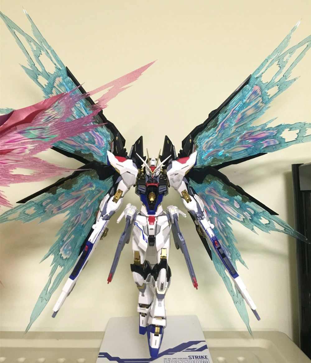 Дракон Момоко модель 1:100 MG МБ Стиль Удар СВОБОДА Gundam с специальный жесткий крылья