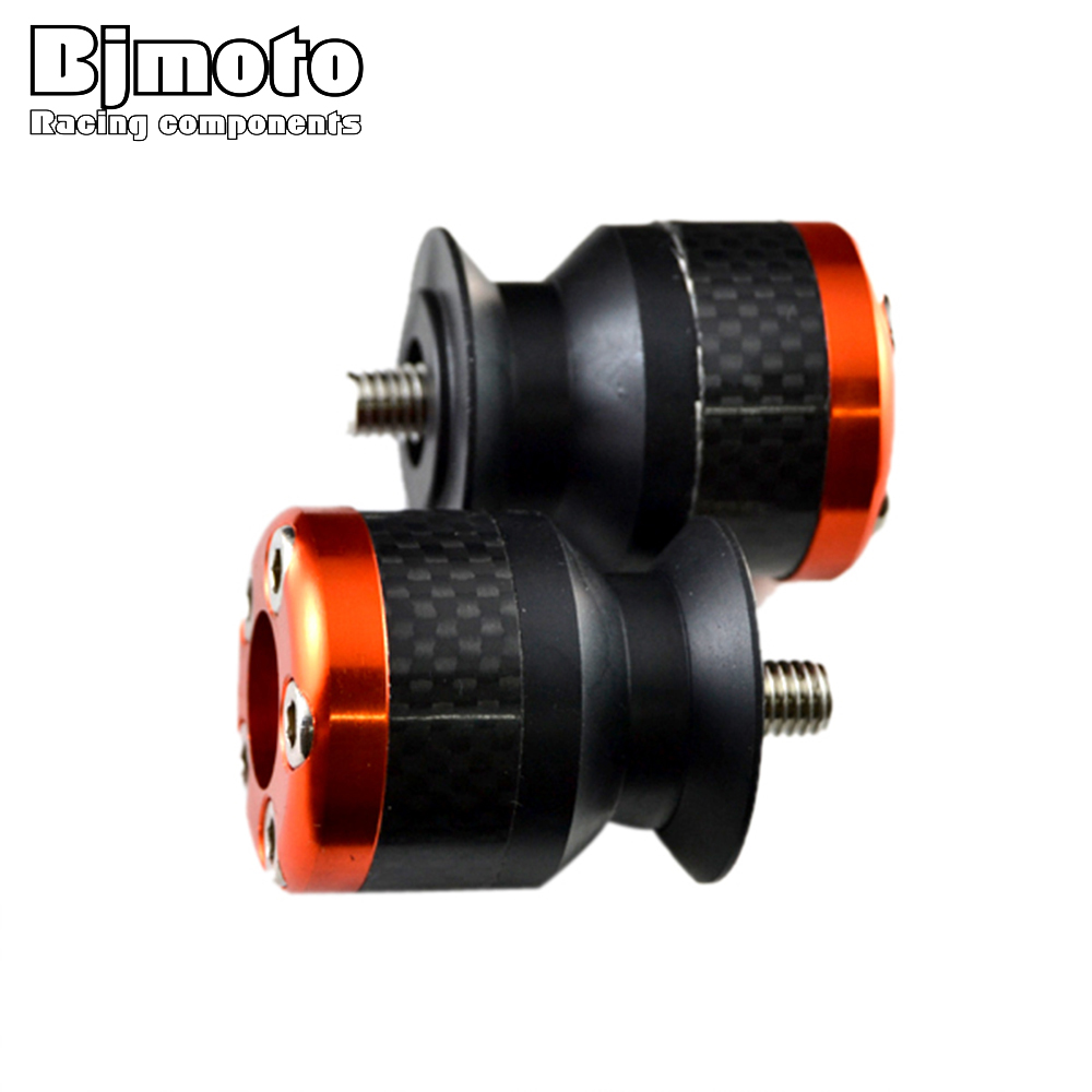 Orange Color 6mm motorcycle carbon fiber Swingarm Spools slider fits for Yamaha YZF R1 R6 R6S YZFR1 YZFR6 YZFR6S YZF-R6S golden 6mm motorcycle carbon fiber swingarm spools slider fits for yamaha yzf r1 r6 r6s yzfr1 yzfr6 yzfr6s yzf r6s